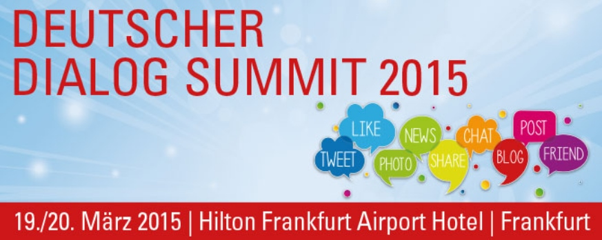 Deutscher Dialog Summit 2015